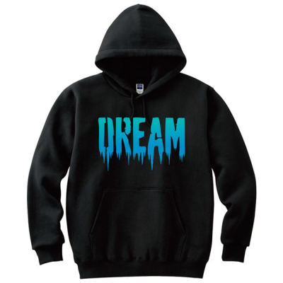 【BIG BASS DREAMS】 PARKA DREAMSICLE BLACK