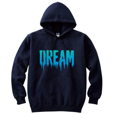 【BIG BASS DREAMS】 PARKA DREAMSICLE NAVY