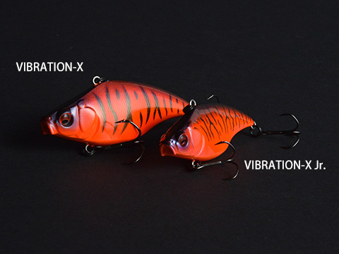 VIBRATION-X ONE KNOCK / Jr.