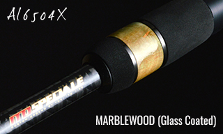 AI6504X MARBLEWOOD (Glass Coated)