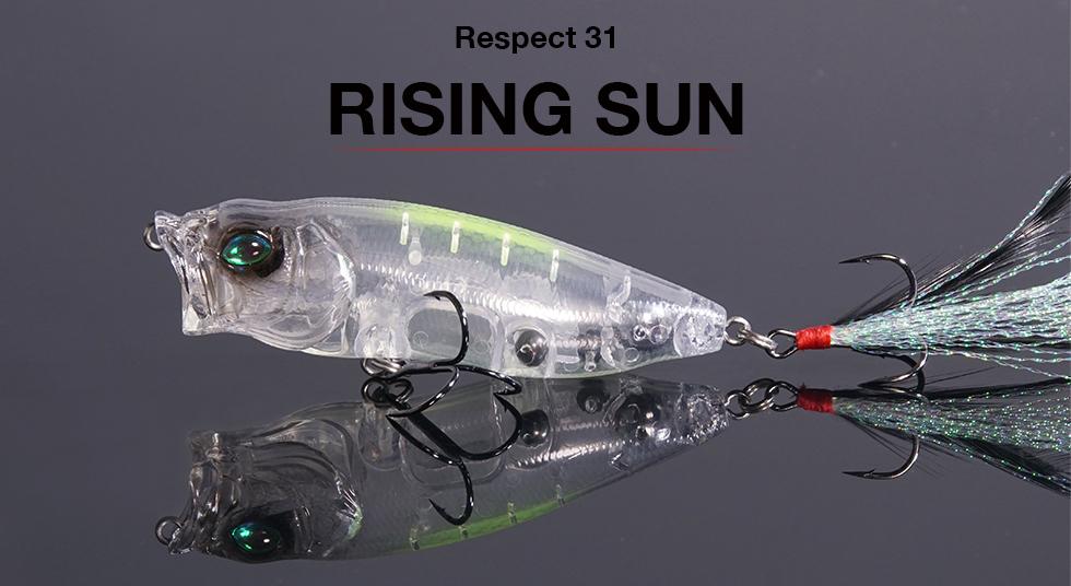 Respect 31 RISING SUN