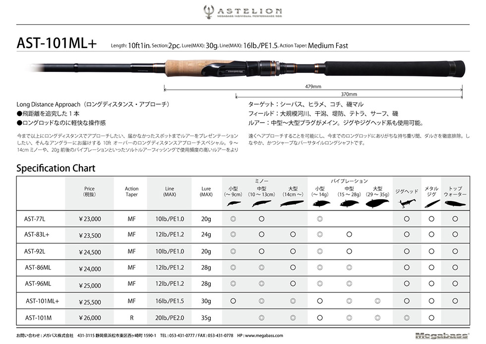 AST-101ML+