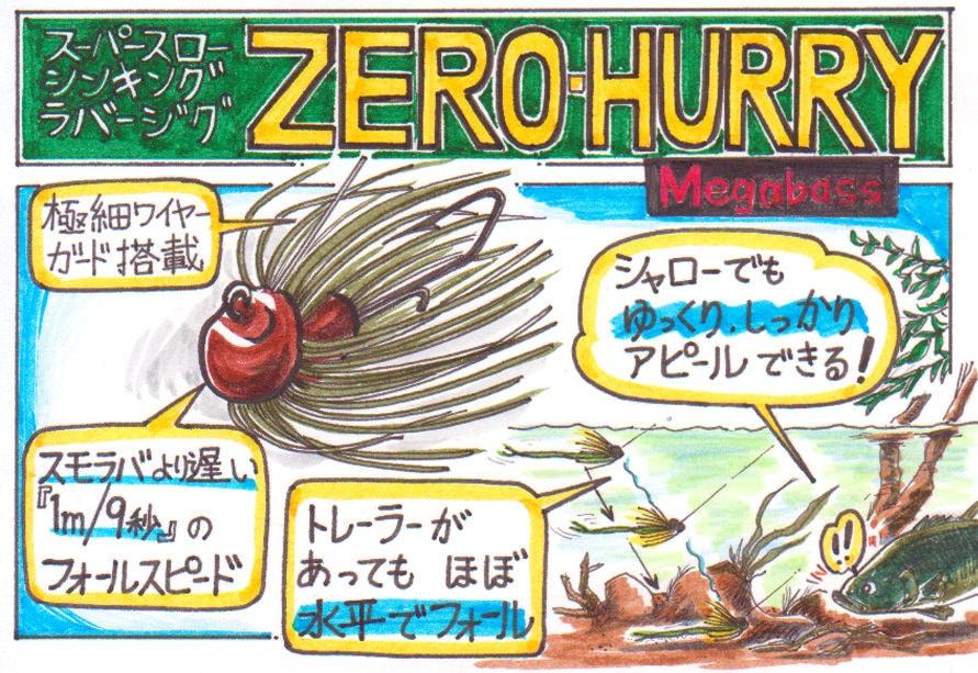 ZERO HURRY(ゼロハリ)