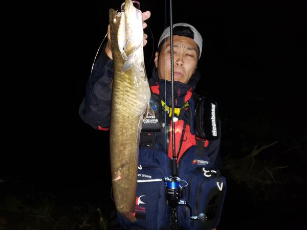 フィールドスタッフ木山 弘章による釣行記!