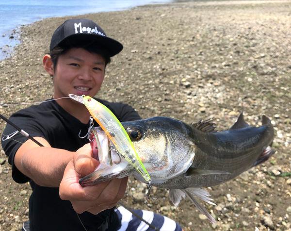 フィールドスタッフ 杉浦永による釣行記!