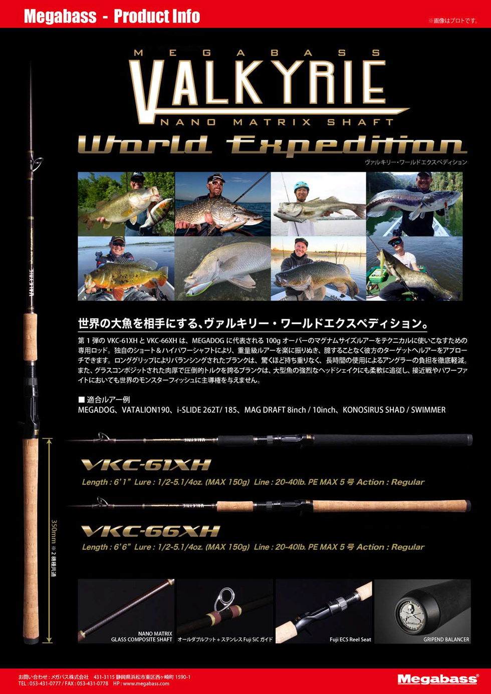 VALKYRIE WORLD EXPEDITION