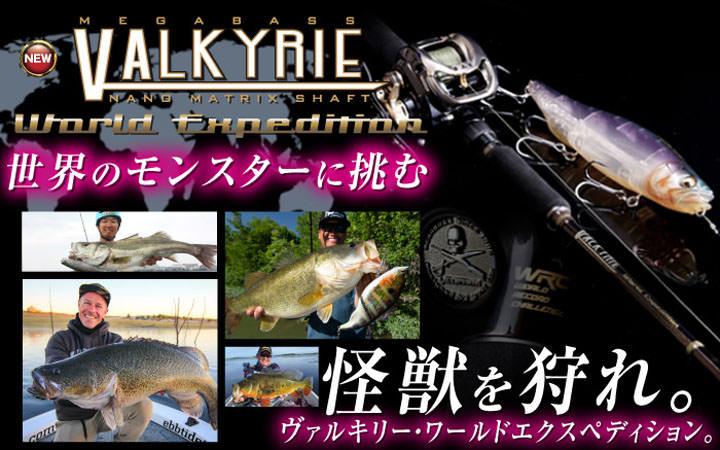 VALKYRIE WORLD EXPEDITION(ヴァルキリーワールドエクスペディション)