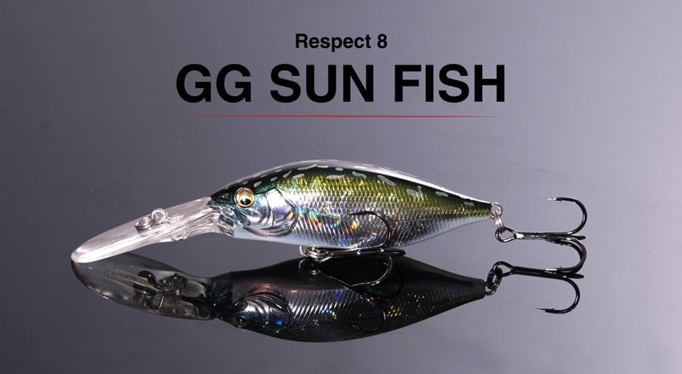 リスペクトカラー第8弾GGサンフィッシュ 期間限定完全受注生産