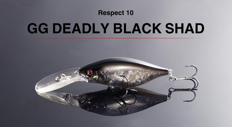 リスペクトカラー第10弾デッドリーブラックシャッド 期間限定完全受注生産