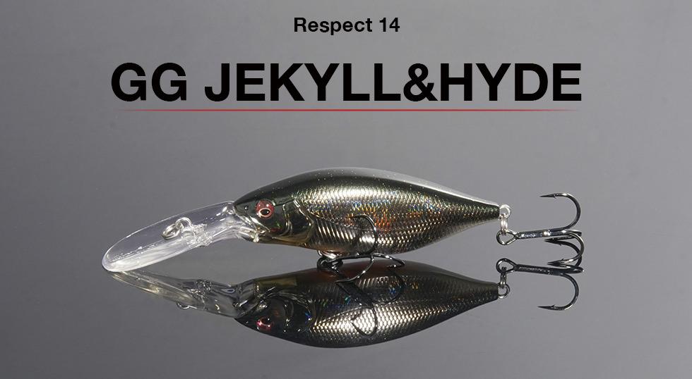 リスペクトカラー2ndステージ(第14弾)GG ジキル&ハイド 期間限定完全受注生産