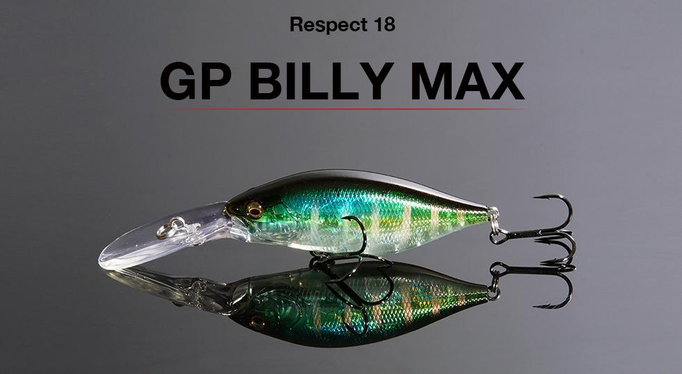 リスペクトカラー2ndステージ(第18弾)GPビリーマックス  期間限定完全受注生産
