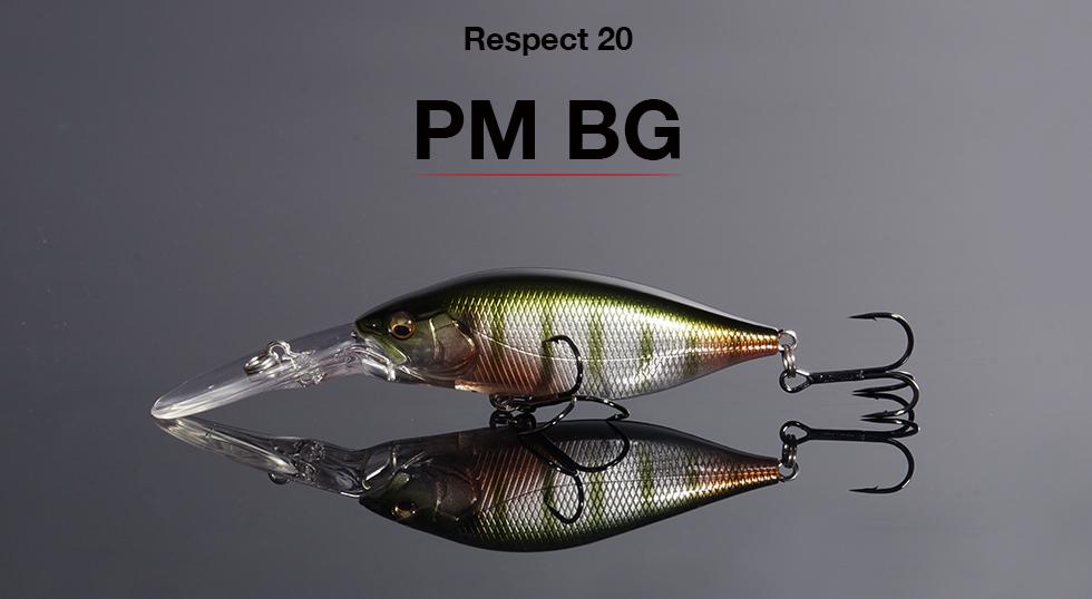 リスペクトカラー2ndステージ(第20弾)PM BG  期間限定完全受注生産