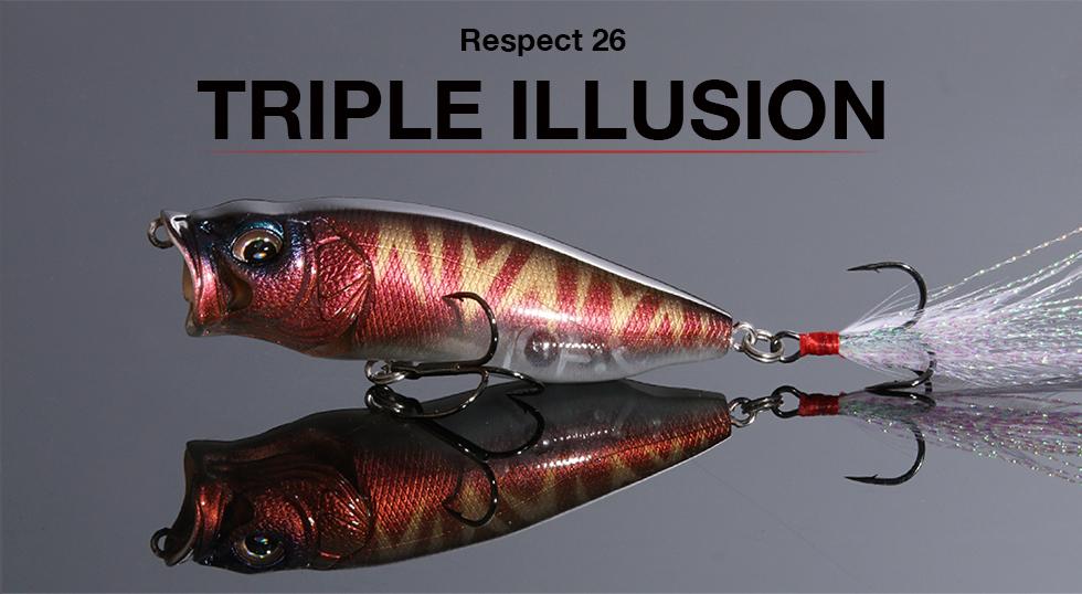 リスペクトカラー3rdステージ(第26弾)TRIPLE ILLUSION(トリプルイリュージョン)  期間限定完全受注生産