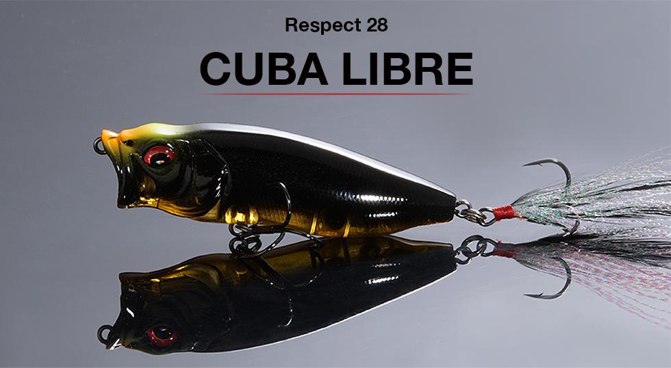 リスペクトカラー3rdステージ(第28弾)CUBA LIBRE(キューバリブレ)  期間限定完全受注生産