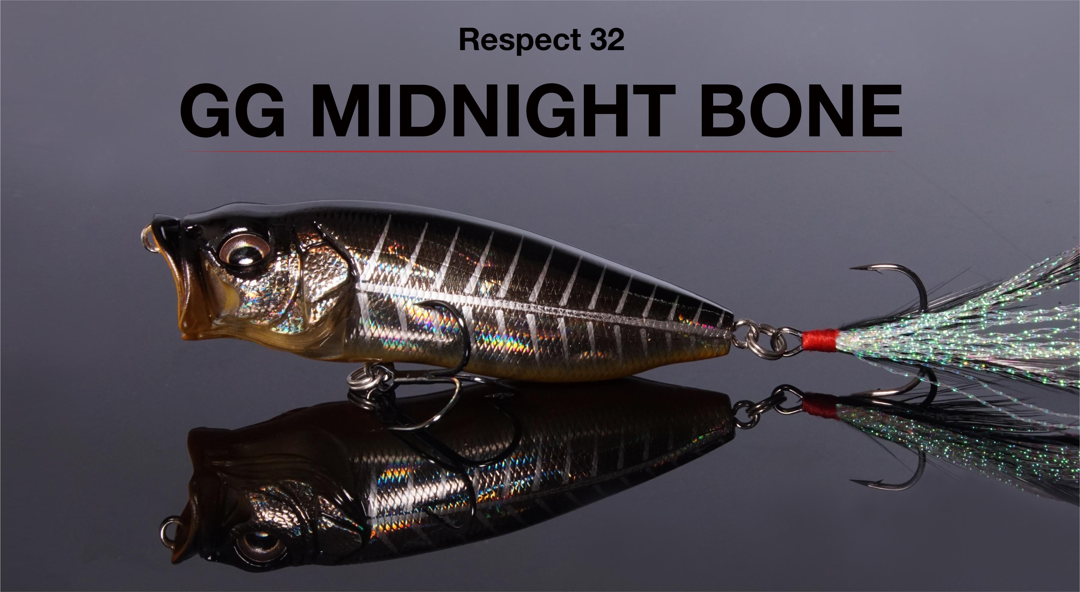 リスペクトカラー3rdステージ(第32弾)GG MIDNIGHT BONE(GG ミッドナイトボーン) 期間限定完全受注生産