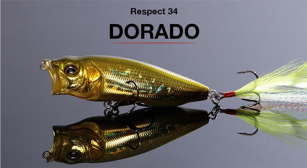 リスペクトカラー3rdステージ(第34弾)DORADO(ドラド) 期間限定完全受注生産